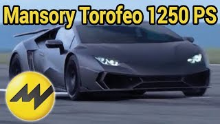 Download Youtube: Mansory Torofeo 1250 PS - Lamborghini Tuning für Huracan, Kourosh Mansory