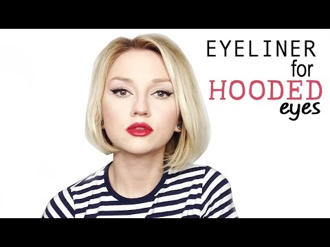 Hooded Eyes Eyeliner DO's