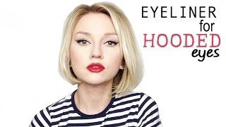 Hooded Eyes Eyeliner DO's