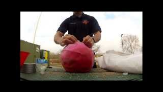Let's Make: A Medicine Ball