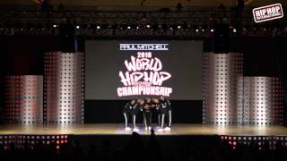 Dreamy - Chile (Varsity Division) @ #HHI2016 World Semis!!