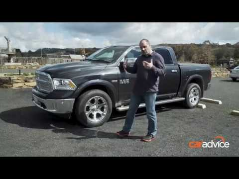 YouTube Video of the Car Advice Review – Ram 1500 Laramie