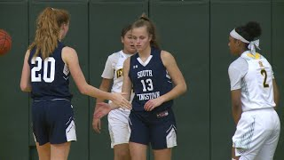 Highlights: South Kingstown (RI) 74, New London 45