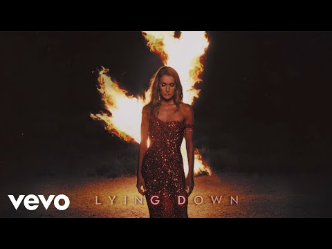Céline Dion - Lying Down (Official Audio)