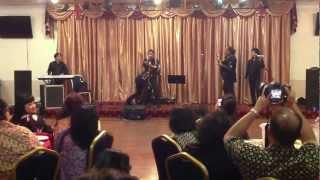 RASA CINTA BY AMIGOS BAND DI SACRAMENTO, CA USA LIVE
