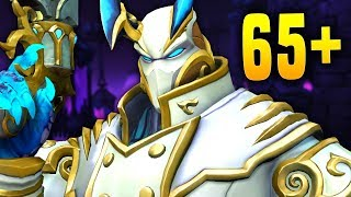 NEW ANDROXUS!! (65+ ELIMS) | Paladins Androxus Gameplay & Build