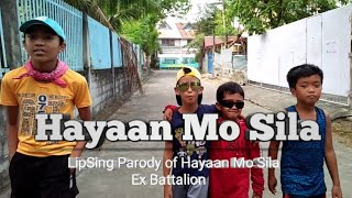 Hayaan Mo Sila   D.C Dawgs XB (Official Music Parody)