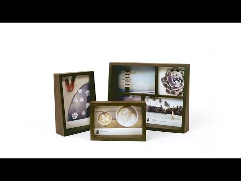 Video for Edge 5 x 7 In. Photo Display Frame