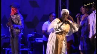 Zerina Bedeau (Lady B) Calypso Monarch Performance( 2017 Carriacou Carnival)