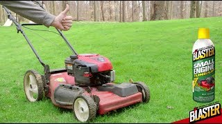 How to Tune Up a Lawn Mower - Самые лучшие видео