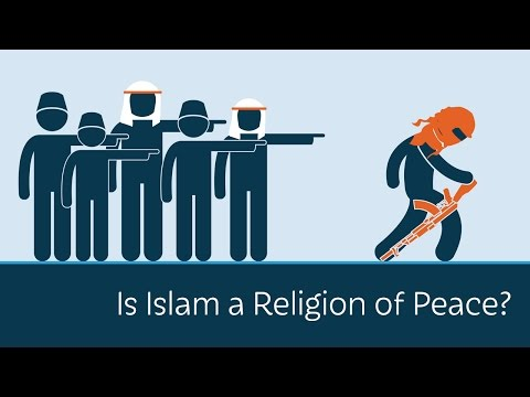 islam is a religion of peace Top ten reasons why islam is not the religion of peace violence in muhammad's life and the quran james m arlandson ever since 9/11, muslim leaders who have access to the national media have told us that islam is the religion of peace and that violence does not represent the essence of muhammad's religion.