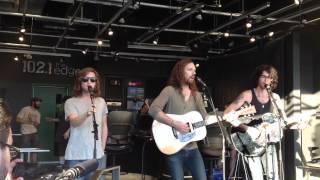 Yukon Blonde- Stairway -Live at edge studio