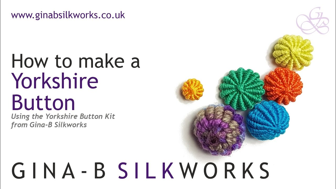 How to make a Yorkshire Button