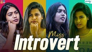 Miss Introvert    Wirally Originals    Tamada Media