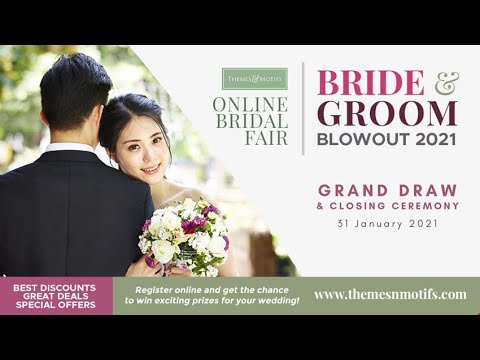 BGBO 2021 Grand Draw & Closing Ceremony
