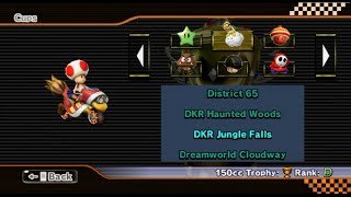 Mario Kart Wii Custom Tracks - Lakitu Cup (HD)