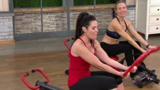 SPD Pro Total Fit 5-in-1 Body Sculptor and Rower on QVC