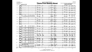 Theme from Sesame Street arr. Denis DiBlasio/adpt. Bob Lowden