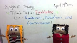 Ecological Facilitation - Categories