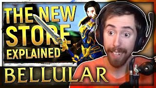 "Asmongold Reacts to ""Blizzard Anger Players With New Microtransaction TOYS"" by Bellular"