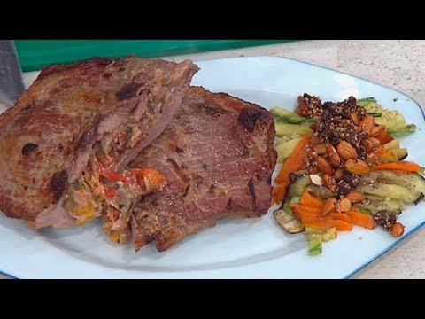 Tapa de asado con bolsillo en Cocineros argentinos