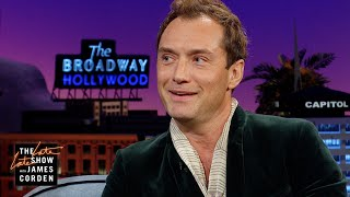 Will Jude Law Reveal His