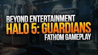 Gameplay mappa Fathom