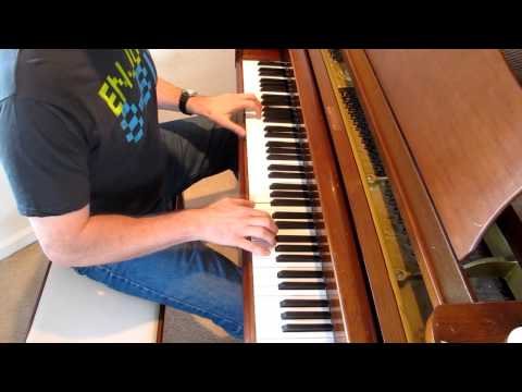 C64 M,U,L,E, Theme on the Piano