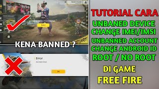 FREE FIRE: Unban Your Device Now No Root 😂😂 - Самые лучшие