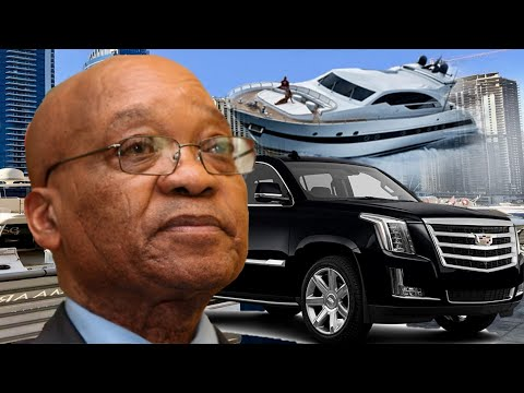 8 EXPENSIVE THINGS OWNED BY PRESIDENT JACOB ZUMA
