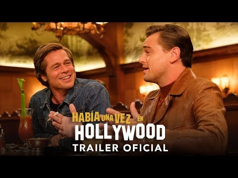 Érase una vez en... Hollywood trailer