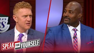 Brian Scalabrine: 'LeBron is out of his prime', talks Van Gundy comments | NBA | SPEAK FOR YOURSELF