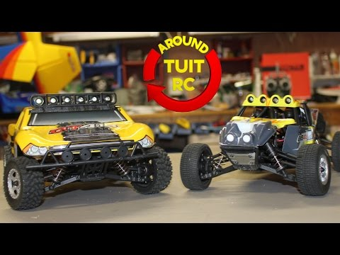 Dromida Truggy Buggy Review:Around Tuit RC