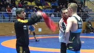 8 международный турнир по вольной борьбе памяти Леонида Дуная