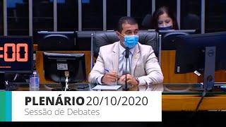 Plenário - Discussão e votação de propostas - 20/10/2020 13:55