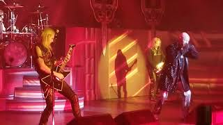 Judas Priest - Saints in Hell; Masonic Temple; Detroit, MI; March 31, 2018