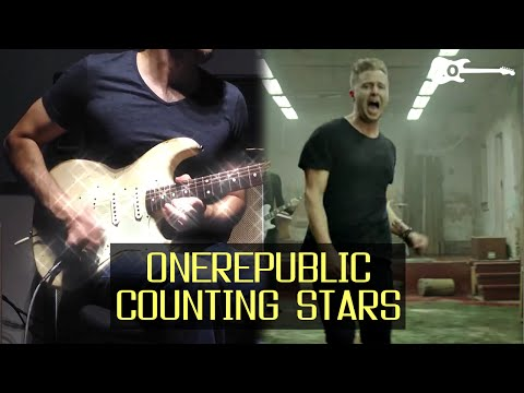 Onerepublic Counting Stars Electric Guitar Cover By Kfir Ochaion