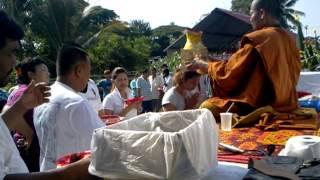 preview picture of video 'Wai kru achan ti jitra malaysia 5april2013'