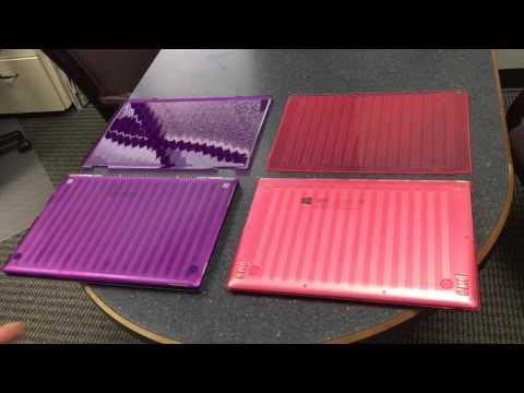 mCover for Lenovo Yoga Installation