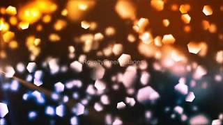 bokeh effects & light leaks background | abstract particles background loop | Royalty Free Footages