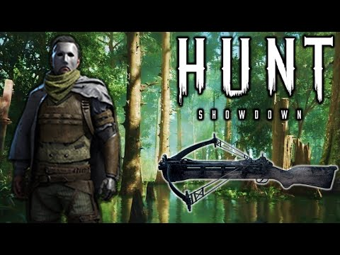 Claiming Souls with the Crossbow! - Hunt Showdown Gameplay