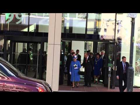 Queen Elizabeth @ Glasgow, University of Strathclyde 3/7/2015