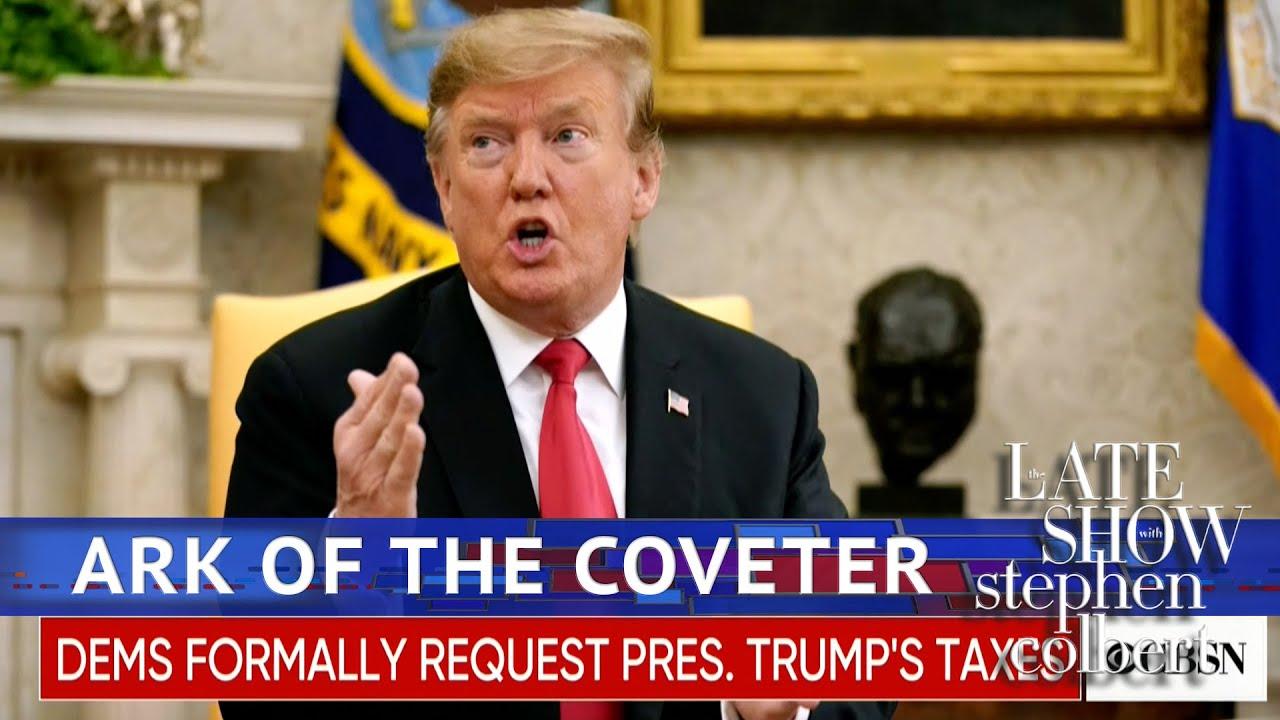 Raiders Of The Lost Tax Returns thumbnail
