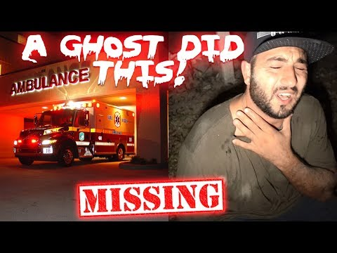 A GHOST POSSESSED ME AND I WENT MISSING FOR A DAY! (caught on film)   MOE SARGI