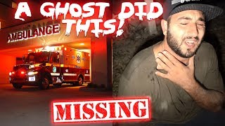 A GHOST POSSESSED ME AND I WENT MISSING FOR A DAY! (caught on film)