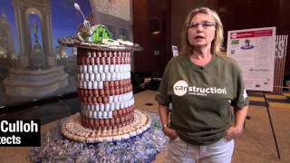 CANstruction Long Beach 2015
