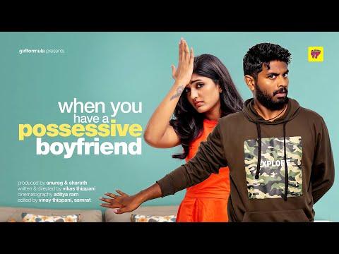 When You Have A Possessive Boyfriend ft.Eesha Rebba | Raagala 24Gantallo | Chai Bisket