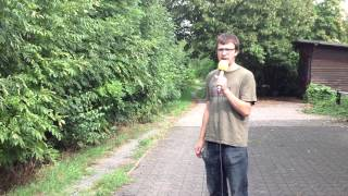 preview picture of video 'Kanonenbahn - Wetzlar - Lollar'