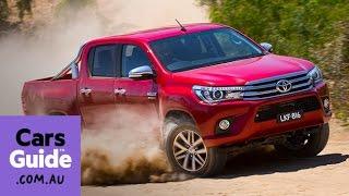 Toyota Hilux 2015 - dabar