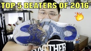 TOP 5 BEATERS OF 2016